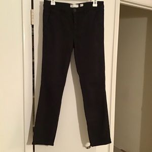 Anthropologie Hei Hei Black Stretch Skinny Pants